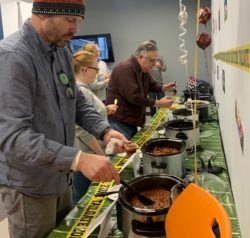 Superbowl Chili Cook-off Challenge